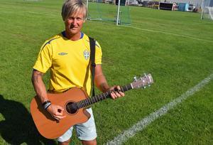 Tobias Olsson Berglind ser fram emot VM-äventyret i Ryssland.