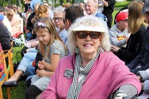 Anita Blomqvist avled i söndags. Foto: Privat