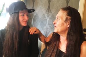 My Eriksson är beredd att göra allt för att hennes mamma Annelie ska slippa dö i  bukspottkörtelcancer.  Förra året tvingades My själv operera bort matstrupen på grund av en tumör.