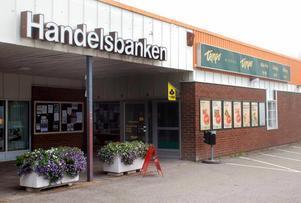 I Handelsbankens tidigare lokaler i Björbo kommer det i mars öppnas träningslokal.