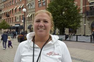 Ingela Mathiasen Jonsson, 52, handläggare, Alnö: