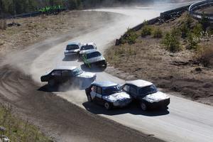 På lördag blir det folkrace på Ticksta Motorstadion i Rö när MK Orion arrangerar tävlingen Vårrullen.