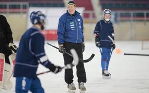 Antti Parviainen, Finlands förbundskapten.