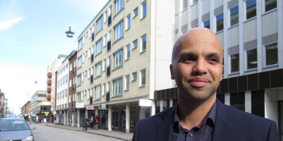Han blir ny HR-direktör för Region Jönköpings län