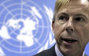 Anders Kompass, FN-tjänsteman.