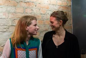Clara Bodén och Malin Nord är redaktörer för Provins under ett år.