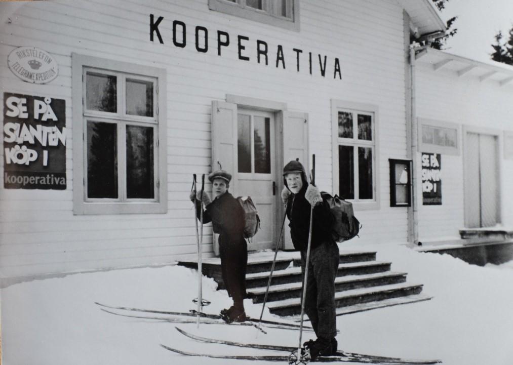 3800 bilder av Konsum i Jämtland  – nu sparas kooperativet för eftervärlden