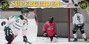 Adam Rudell (till vänster) är ett av sex nyförvärv i Frillesås inför den här säsongen. Bild: Jonna Igeland