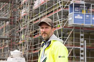 Fackombudsmannen Niclas Liljeqvist