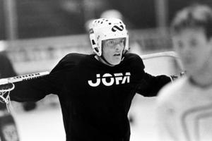 Stefan Nilsson under en träning. Foto: Bildbyrån.