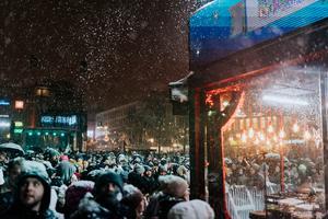 Musikhjälpen i Västerås 2019, Stora torget. Foto: Martin Bohm