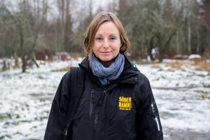 Majvi Hjalmarsson arbetar på bygg- och miljöförvaltningen i Söderhamn och är också skyddsombud.