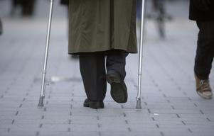 Är självförtroendet så lågt hos de folkvalda att de inte kan göra sin röst hörd i tider när värnskatten tas bort, när pensionärsskatten förändras? Foto: TT