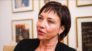 Riksdagsledamoten Kristina Nilsson (S) från Örnsköldsvik tror inte på idén att chockhöja bensinskatten för att rädda klimatet. Bild: Leif Wikberg