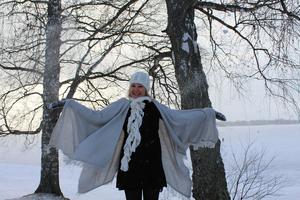 Den 12 mars föreläser Merja Jäderholm i Sala under Tillsammansveckan som uppmärksammar psykisk hälsa.Foto: Elina Sundström