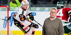 Att Modo gett ett kontraktsförslag till Pontus Netterberg innebär  att klubbledningen byter spår. Bild: Bildbyrån