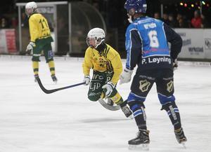 Noa Djäkner är Ljusdals näst bästa målskytt under försäsongen.