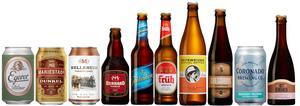 Ett antal nya öl har tagit plats i bolagets fasta sortiment. I sex månader får de konkurrera om en ordinarie plats i Systemets hyllor.Bild: Sune Liljevall