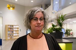 Monica Hallquist, utbildningschef i Ljusdals kommun, har avböjt att kommentera Inga-Lill Öjemarks berättelse.