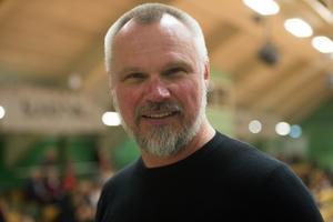 Roland Persson, 57 år, handläggare, Alnö.