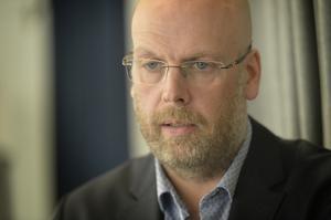 GIF Sundsvalls klubbchef Henrik Lindgren.