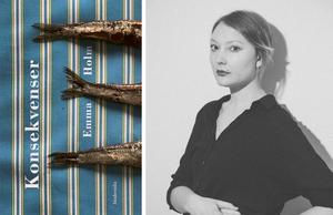 Emma Holm följer upp debutromanen med novellsamlingen