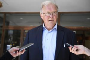 Den före detta statsministern Göran Persson (S) menar att C och L har makten över regeringsbildningen.Foto: Pontus Lundahl/TT