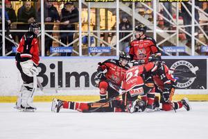 Smällen mot Piteå i playoff 2 avslutade säsongen för Adam Seydlitz.