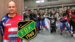 Arne Johansson tog över som ensam huvudtränare i Kareby inför den gångna säsongen. Nu vänder han dock mot moderklubben som satsar i elitserien på herrsidan. Bild: Jonna Igeland / TT.