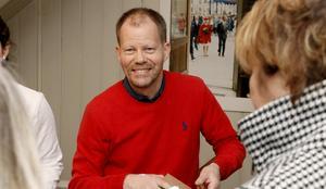Fredrik Sandberg.