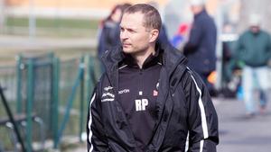 Kungsörs tränare Robert Alm.