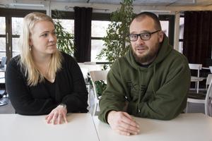 Miljöpartiets Olof Dahlberg tror att man kan få de tre procent som behövs för att komma in i fullmäktige igen efter nästa val. Partikamraten Josefin Höglund har också förhoppningar om att MP ska ta plats i Örnsköldsviks fullmäktige efter valet 2022.