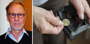 Det finns både pengar och systemlösningar som kan rädda pensionerna från att sänkas, till och med öka dem - för alla pensionärer, skriver Jöran Rubensson som bland annat är expert i utredningen om Nationell kvalitetsplan för vård och omsorg om äldre.