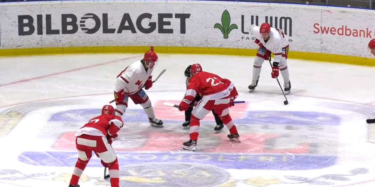 JUST NU: Modo reducerar efter märkligt mål – se matchen mot Timrå här