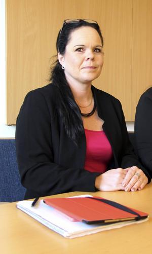 Marie Larsson, kommunalråd, Älvkarleby.