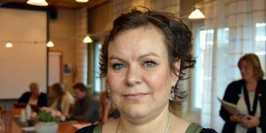 Arbetsförmedlingens regionchef, Christina Storm-Wiklander.