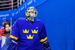 Sara Grahn var en gigant på isen för Sverige. Foto: Carl Sandin (Bildbyrån).