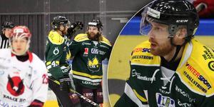 David Westlund, 24, stannar i ÖIK säsongen ut. Bild: Niclas Åkerström.