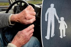 Fler äldre förare borde bli fråntagna körkortet, menar signaturen Tant Agnes. Bild: Stig-Åke Jönsson/TT / Fredrik Sandberg/TT