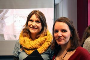 Konstnären Laura Blake och scenkonstnär Ellie Griffiths ska arbeta fram utställningen