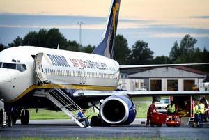 Snart slut. Den 1 november kommer inte Ryanair att lyfta från eller landa på Västerås flygplats - men Ryanair kan ändra sig.