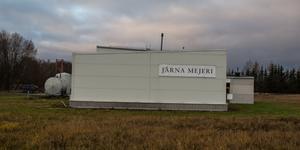 Järna mejeri i Saltå lägger ner produktionen i slutet av december.