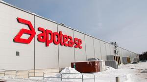 På måndagen  invigdes Apoteas nya logistikcenter i Morgongåva.