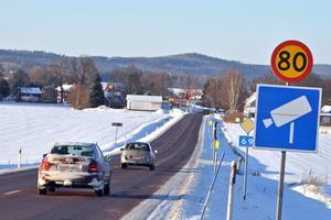 En man från Säters kommun har åtalats misstänkt för en fortkörning i grannkommunen Hedemora. Han ska ha kört i 128 kilometer i timmen på en 80-sträcka. OBS: Bilden är tagen i ett annat sammanhang.