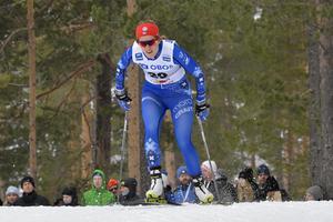 Anna Dyvik, Mora 19:e i kvalet, Moras klubbdress i Skidspelen i vintras.