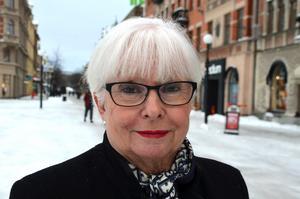 Gudrun Eriksson, 72 år, pensionär, Härnösand: