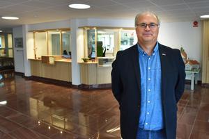 Kommunen har fått högre betygsindex i bemötande och tillgänglighet och Peter Egardt menar att deras nya kontaktcenter är en del av det.