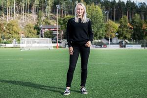 Maja Hansson ser fram emot fullspäckade dagar under den kommande veckan.