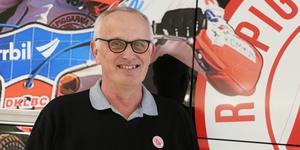 Stefan Gunstad trivs på nya jobbet som ordförande för Rospiggarna.