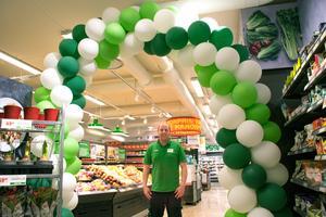 Förra veckan invigdes matbutiken i Bergsåker efter renoveringen.